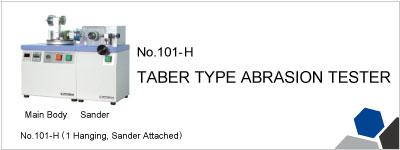 No.101-H TABER TYPE ABRASION TESTER