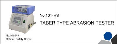 No.101-HS TABER TYPE ABRASION TESTER