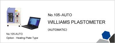 105-AUTO WILLIAMS PLASTOMETER (AUTOMATIC)