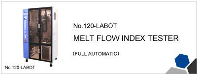 No.120-LABOT MELT FLOW INDEX TESTER