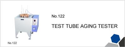 122 TEST TUBE AGING TESTER