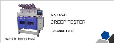 No.145-B CREEP TESTER