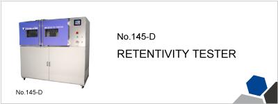 145-D RETENTIVITY TESTER