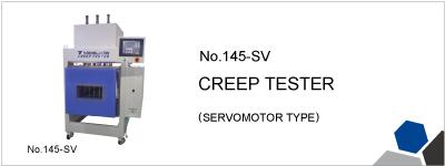 No.145-SV CREEP TESTER