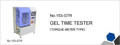 153-GTR GEL TIME TESTER (TORQUE METER TYPE)