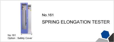 No.161 SPRING ELONGATION TESTER