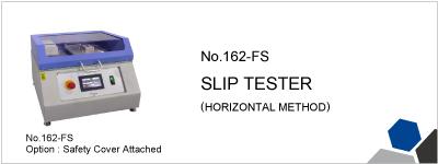 No.162-FS SLIP TESTER