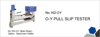 162-OY O-Y PULL SLIP TESTER