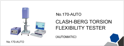 170-AUTO CLASH-BERG TORSION FLEXIBILITY TESTER (AUTOMATIC)