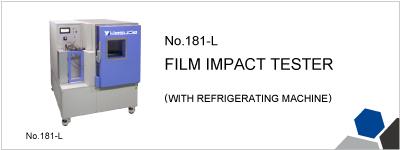 No.181-L FILM IMPACT TESTER