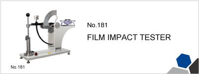 No.181 FILM IMPACT TESTER