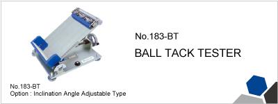 183-BT BALL TACK TESTER