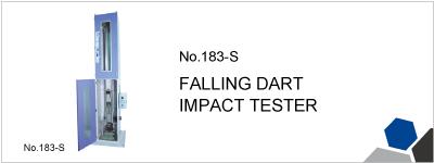 183-S FALLING DART IMPACT TESTER