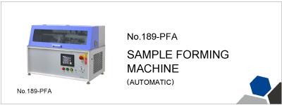 189-PFA SAMPLE FORMING MACHINE (AUTOMATIC)