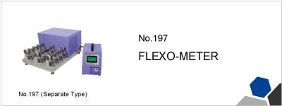 No.197 FLEXO-METER