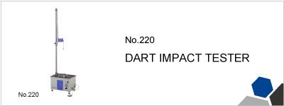 220 DART IMPACT TESTER