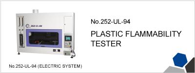 252-UL-94 PLASTIC FLAMMABILITY TESTER