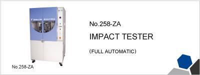 No.258-ZA IMPACT TESTER