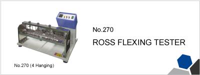270 ROSS FLEXING TESTER