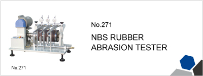 271 NBS RUBBER ABRASION TESTER