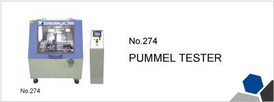 274 PUMMEL TESTER