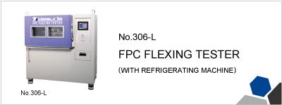 No.306-L FPC FLEXING TESTER