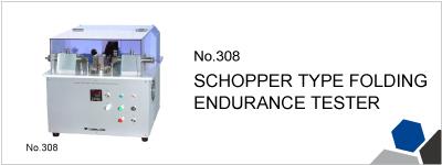 No.308 SCHOPPER TYPE FOLDING ENDURANCE TESTER