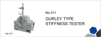 No.311 GURLEY TYPE STIFFNESS TESTER