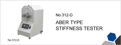 No.312-D ABER TYPE STIFFNESS TESTER
