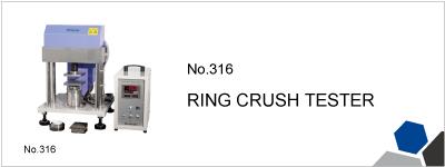 No.316 RING CRUSH TESTER