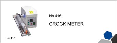 No.416 CROCK METER