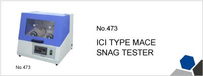 No.473 ICI TYPE MACE SNAG TESTER