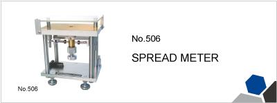 No.506 SPREAD METER