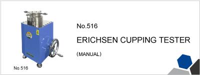 No.516 ERICHSEN CUPPING TESTER