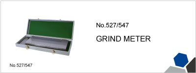 No.527/547 GRIND METER