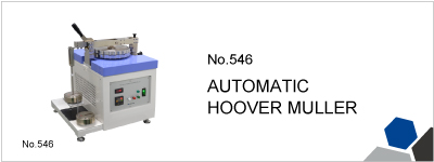 No.546 AUTOMATIC HOOVER MULLER
