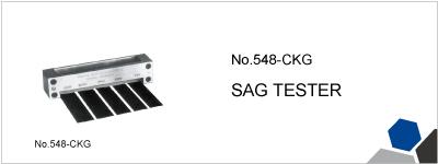 No.548-CKG SAG TESTER
