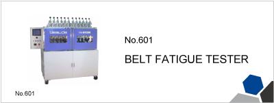 No.601 BELT FATIGUE TESTER