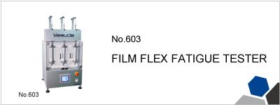 No.603 FILM FLEX FATIGUE TESTER