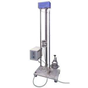 409 織布耐水度試験機