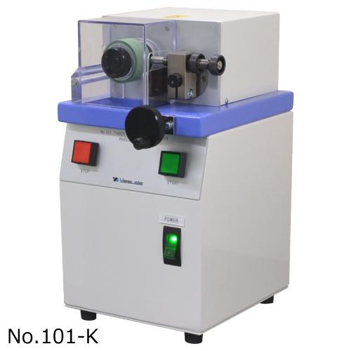 101-K 研磨機(テーバー摩耗輪用)