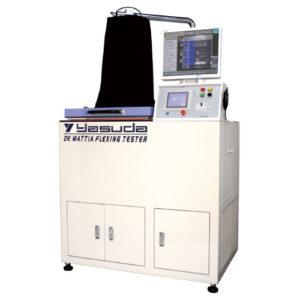 119-L-VR デマチャ屈曲試験機(低温槽・画像破断検出機能付)