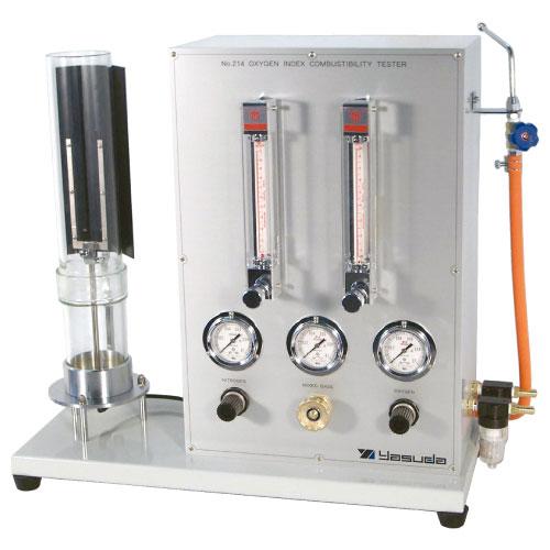 214 酸素指数燃焼性試験機