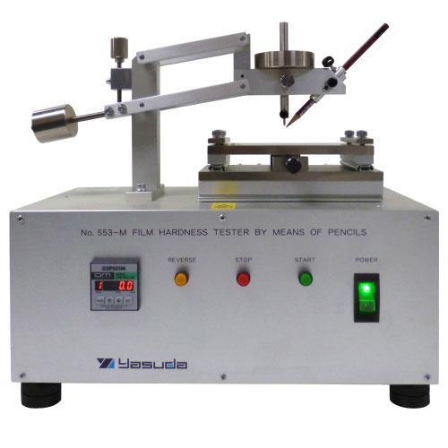 No.553-M 鉛筆引っかき硬度試験機(電動)