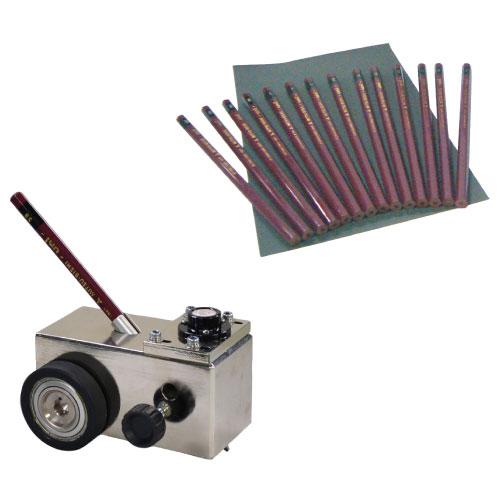No.553-S 鉛筆引っかき硬度試験機(手押し)